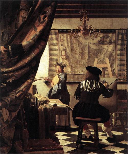 vermeer-art